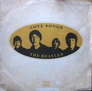 Double LP - The Beatles - Love Songs - Multi-Coloured Labels