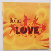CD - The Beatles - Love