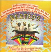 LP - The Beatles - Magical Mystery Tour - Gatefold Sleeve, +Booklet