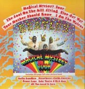 LP - The Beatles - Magical Mystery Tour - DMM + Booklet + Lyrics Sheet + OBI