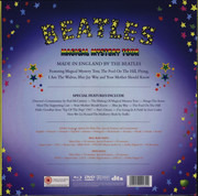 7inch Vinyl Single-Box - The Beatles - Magical Mystery Tour - Deluxe Collectors Edition, 2x7'+Blu-Ray+DVD