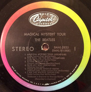LP - The Beatles - Magical Mystery Tour - Booklet