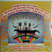 LP - The Beatles - Magical Mystery Tour - Green Label
