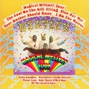 LP - The Beatles - Magical Mystery Tour - Pur label,Gatefold