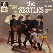 7inch Vinyl Single - The Beatles - Paperback Writer