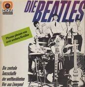 LP - The Beatles - Please Please Me / Die zentrale Tanzschaffe - 1970s Hörzu