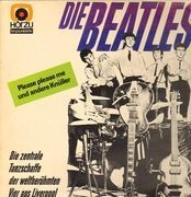 LP - The Beatles - Please Please Me / Die zentrale Tanzschaffe
