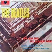 LP - The Beatles - Please Please Me - Hungary