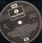 LP - The Beatles - Please Please Me - UK TWO-BOX