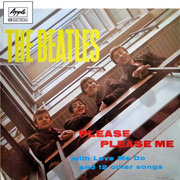 LP - The Beatles - Please Please Me