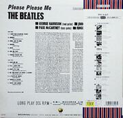 LP - The Beatles - Please Please Me - Japan 1992