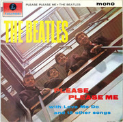 LP - The Beatles - Please Please Me - Mono