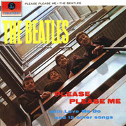 CD - The Beatles - Please Please Me