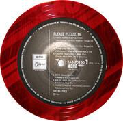 LP - The Beatles - Please Please Me - Mono, Red vinyl