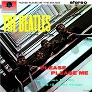 LP - The Beatles - Please Please Me - 180 Gram - Remastered
