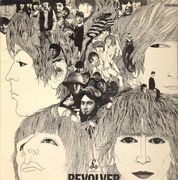 LP - The Beatles - Revolver - Original 1st UK