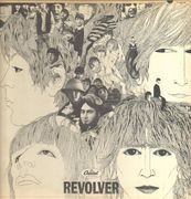 LP - The Beatles - Revolver - US RCA Contract Pressing