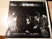 LP - The Beatles - Revolver - First Mono, Withdrawn mix
