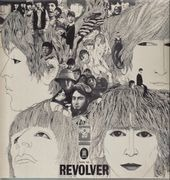 LP - The Beatles - Revolver - Blue Odeon HörZu