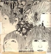 LP - The Beatles - Revolver - ORIGINAL INDIAN STEREO