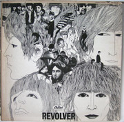 LP - The Beatles - Revolver - USA APPLE LABEL