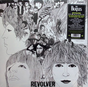 LP - The Beatles - Revolver - STILL SEALED! 180 Gram