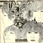 LP - The Beatles - Revolver - US PURPLE LABELS