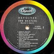 LP - The Beatles - Revolver - Original US Mono