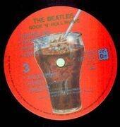 Double LP - The Beatles - Rock 'N' Roll Music - oirigial japanese