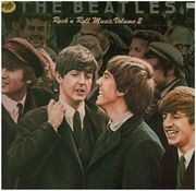 LP - The Beatles - Rock 'N' Roll Music Vol. 2