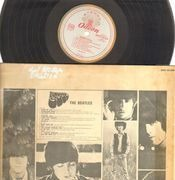 LP - The Beatles - Rubber Soul - 1st German. 'Alle Rechte'