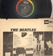LP - The Beatles - Rubber Soul - MONO US