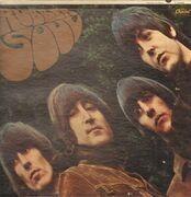 LP - The Beatles - Rubber Soul - ORIGINAL MONO US