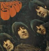 LP - The Beatles - Rubber Soul - German 2nd press