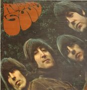LP - The Beatles - Rubber Soul - UK MONO