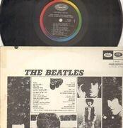 LP - The Beatles - Rubber Soul - MONO US