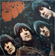 LP - The Beatles - Rubber Soul - -1/-4 Cut, Garrod & Lofthouse print