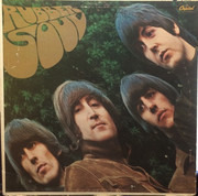 LP - The Beatles - Rubber Soul - Canada Mono
