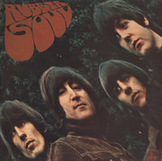 LP - The Beatles - Rubber Soul - France