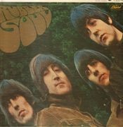 LP - The Beatles - Rubber Soul - ALLE RECHTE