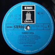 LP - The Beatles - Rubber Soul