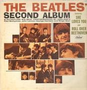 LP - The Beatles - Second Album - Original US Mono