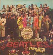 LP - The Beatles - Sgt. Pepper's Lonely Hearts Club Band - + insert