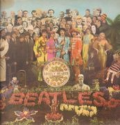 LP - The Beatles - Sgt. Pepper's Lonely Hearts Club Band - Gatefold