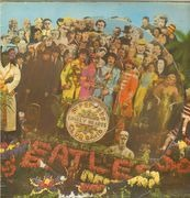 Picture LP - The Beatles - Sgt. Pepper's Lonely Hearts Club Band - PICTURE DISC
