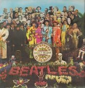 LP - The Beatles - Sgt. Pepper's Lonely Hearts Club Band - NO INSERT