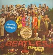 LP - The Beatles - Sgt. Pepper's Lonely Hearts Club Band - Gatefold cover