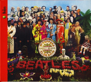 CD - The Beatles - Sgt. Pepper's Lonely Hearts Club Band - Still Sealed