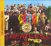Double CD - The Beatles - Sgt. Pepper's Lonely Hearts Club Band - Slipcase / Digisleeve