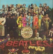 LP - The Beatles - Sgt. Pepper's Lonely Hearts Club Band - UK